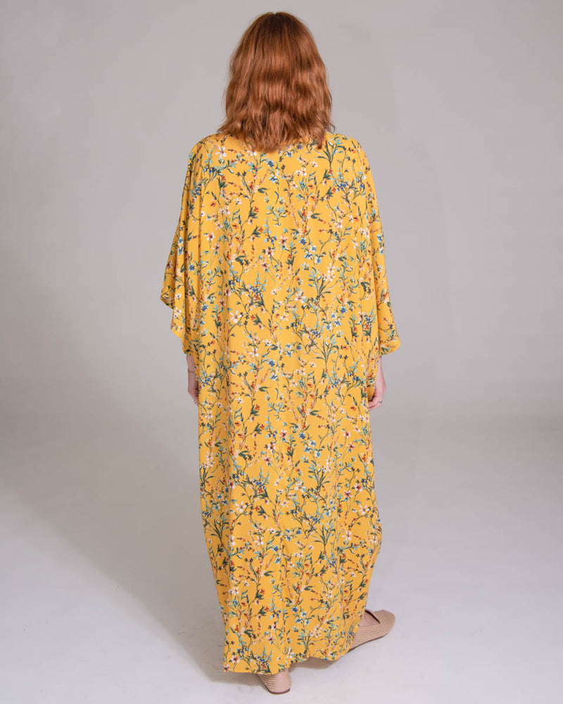 Dali Dress in Wildflower