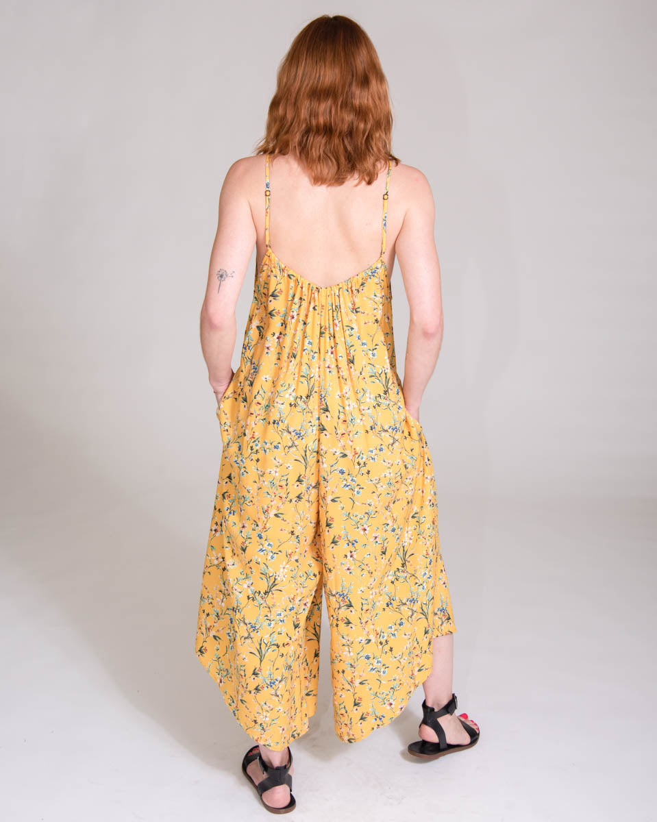 Sonoma Playsuit in Wildflower