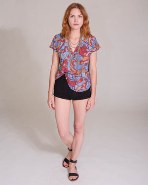 Travel Top in Koi