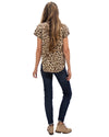 Travel Top in Leopard