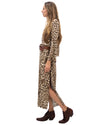 Seaside Kaftan in Leopard