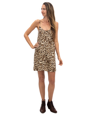 Perfect Dress in Leopard
