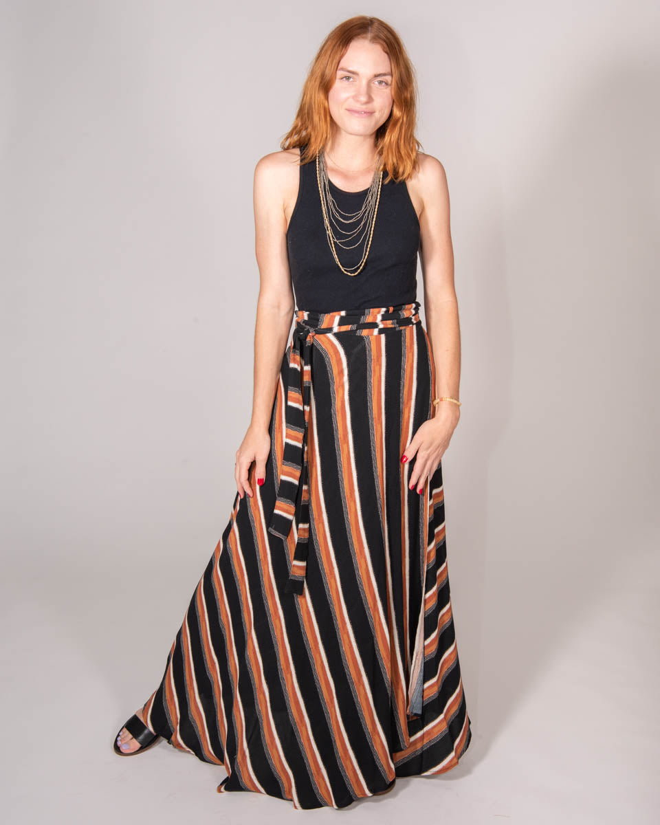 Wrap Skirt in Santa Fe