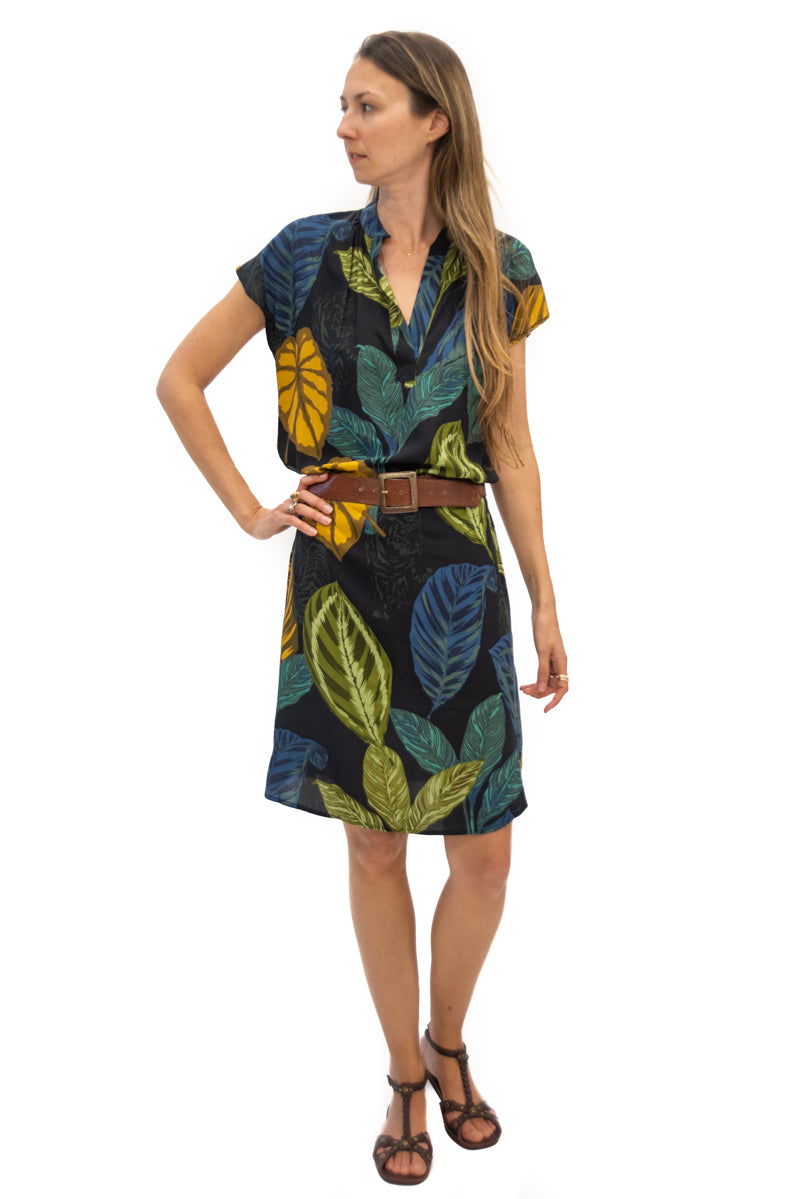 Travel Dress in Live Wild