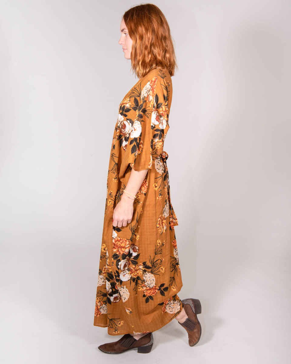 Dali Dress in Desert Rose