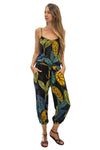 Claudette Jumpsuit in Live Wild