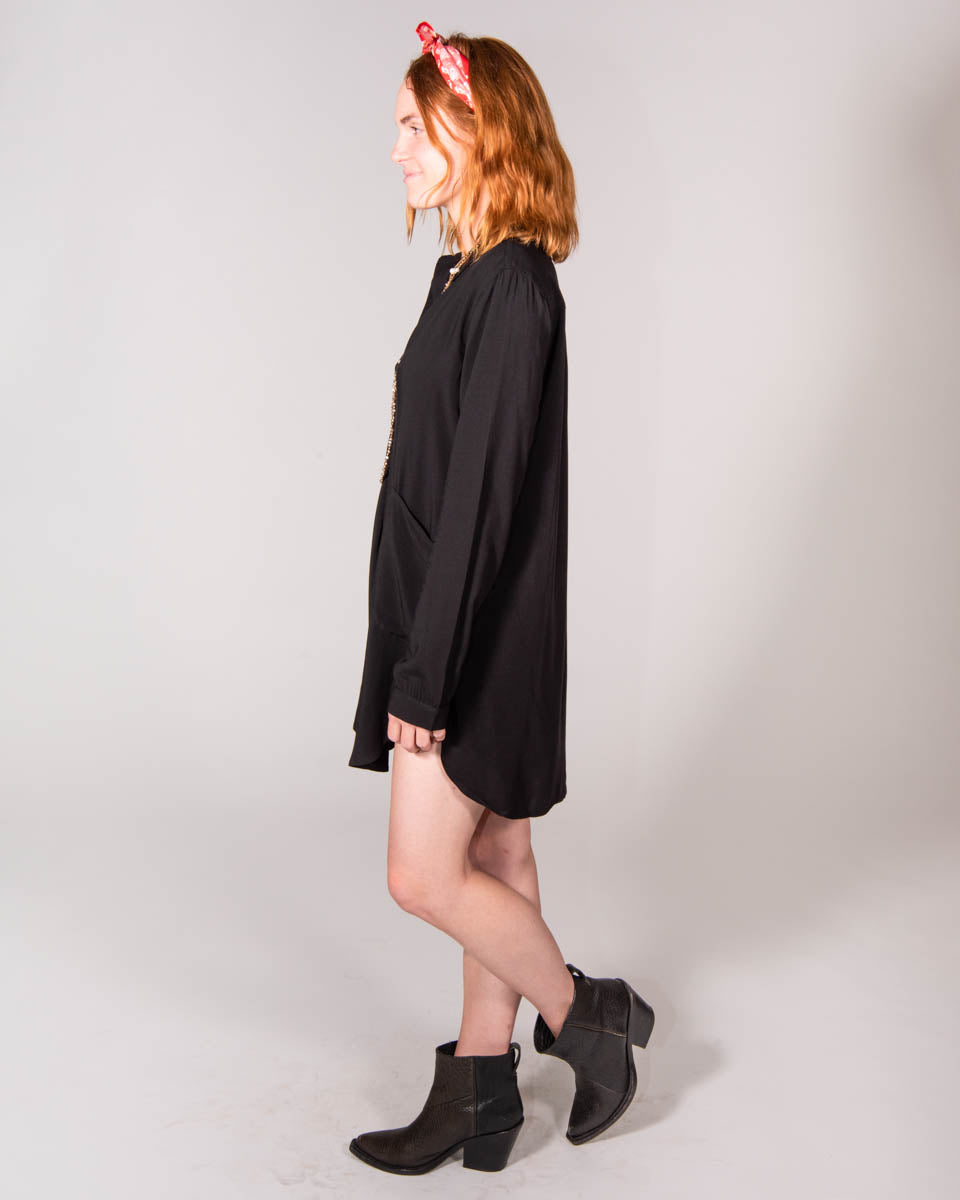 Tahoe Tunic in Black