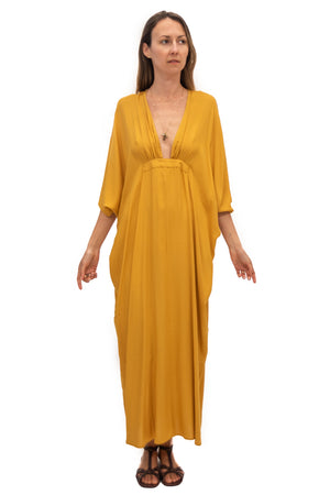 Dali Dress in Citrine