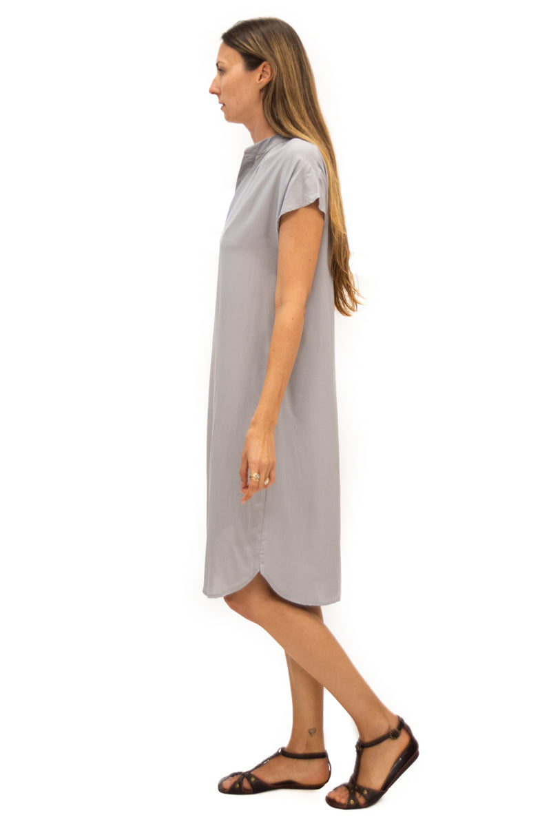 Travel Dress in Mist