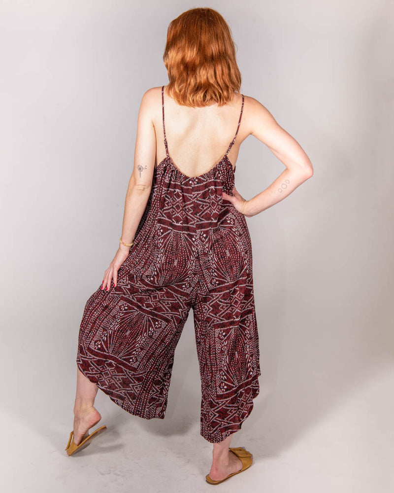 Sonoma Playsuit in African Sunrise
