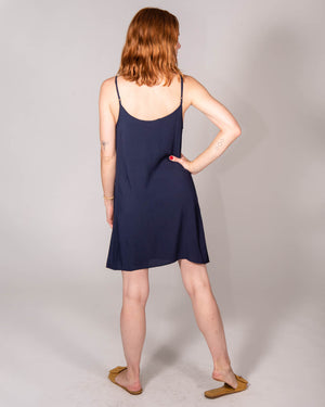 Perfect Dress in Navy