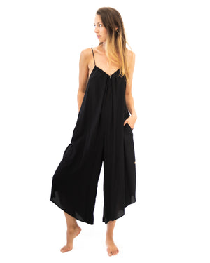 Sonoma Playsuit In Black
