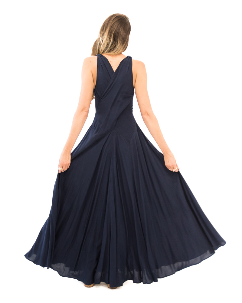 5035213c56 Gatsby Dress in Navy – TYSADESIGNS