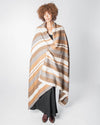 Desert Blanket in Brown
