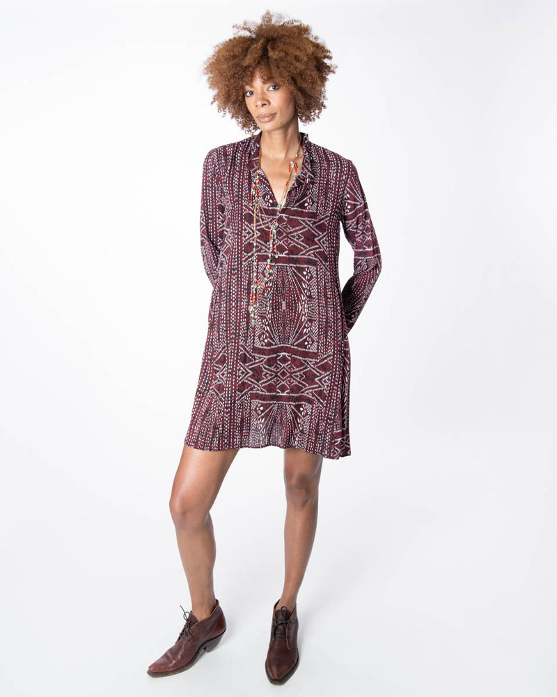 Rodkin Tunic in African Sunrise