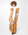 Dali Dress in African Sunrise