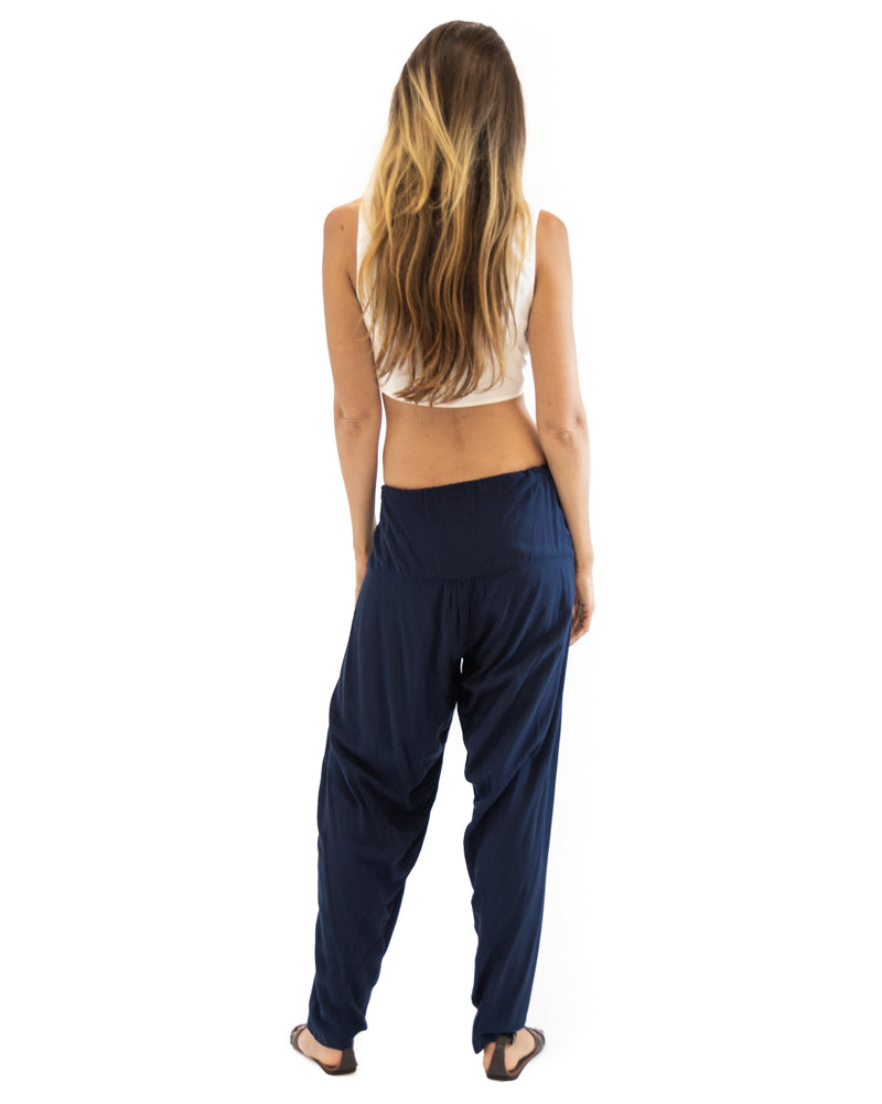O'Keeffe Pant in Navy