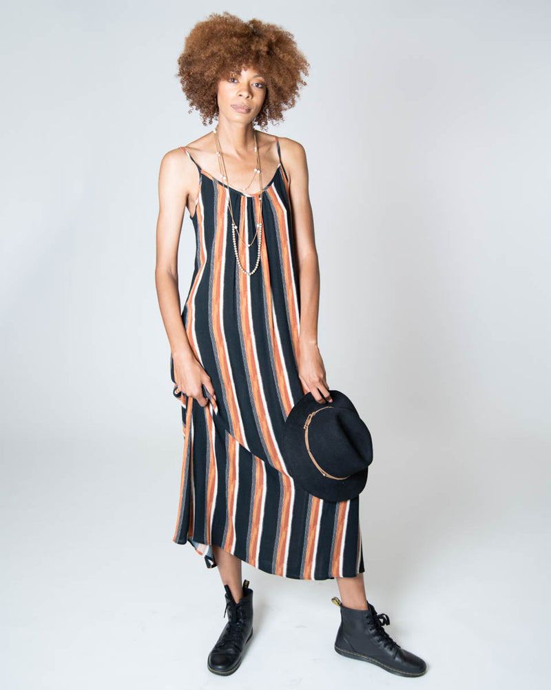 Long Perfect Dress in Santa Fe