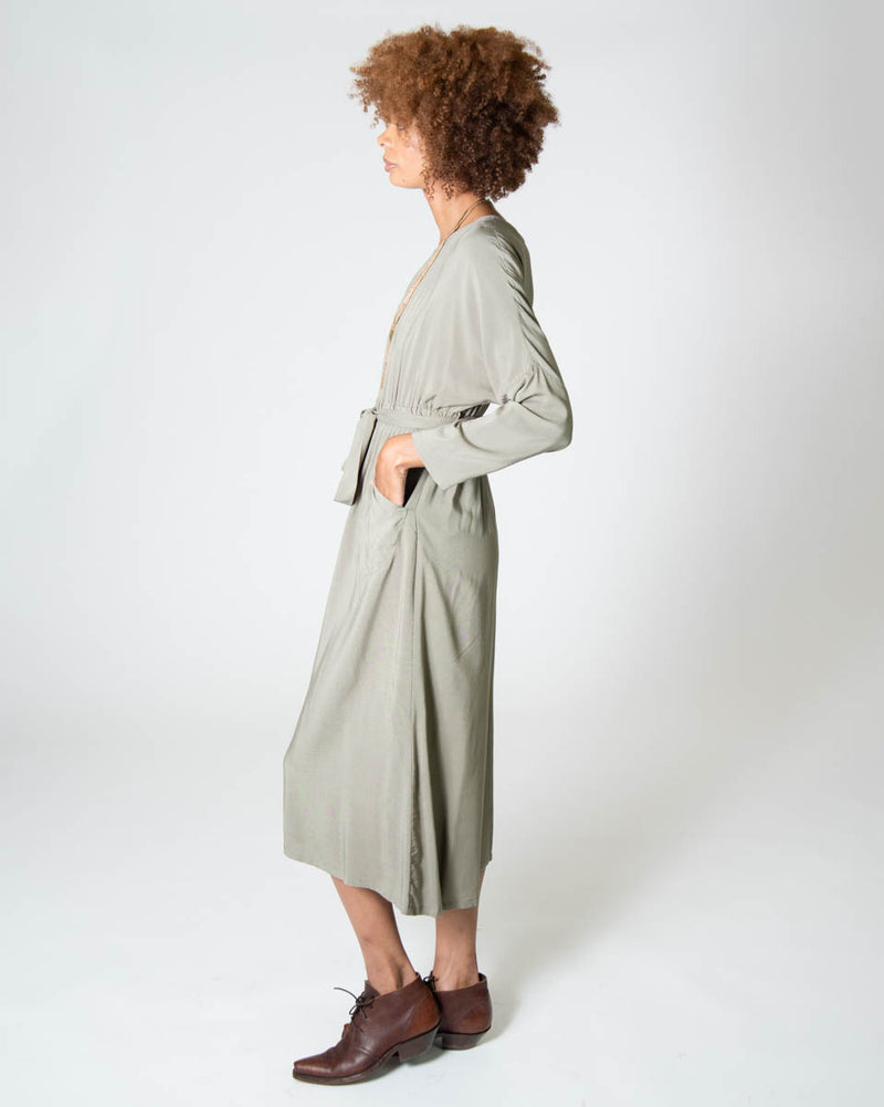 Adventure Jumpsuit in Olive