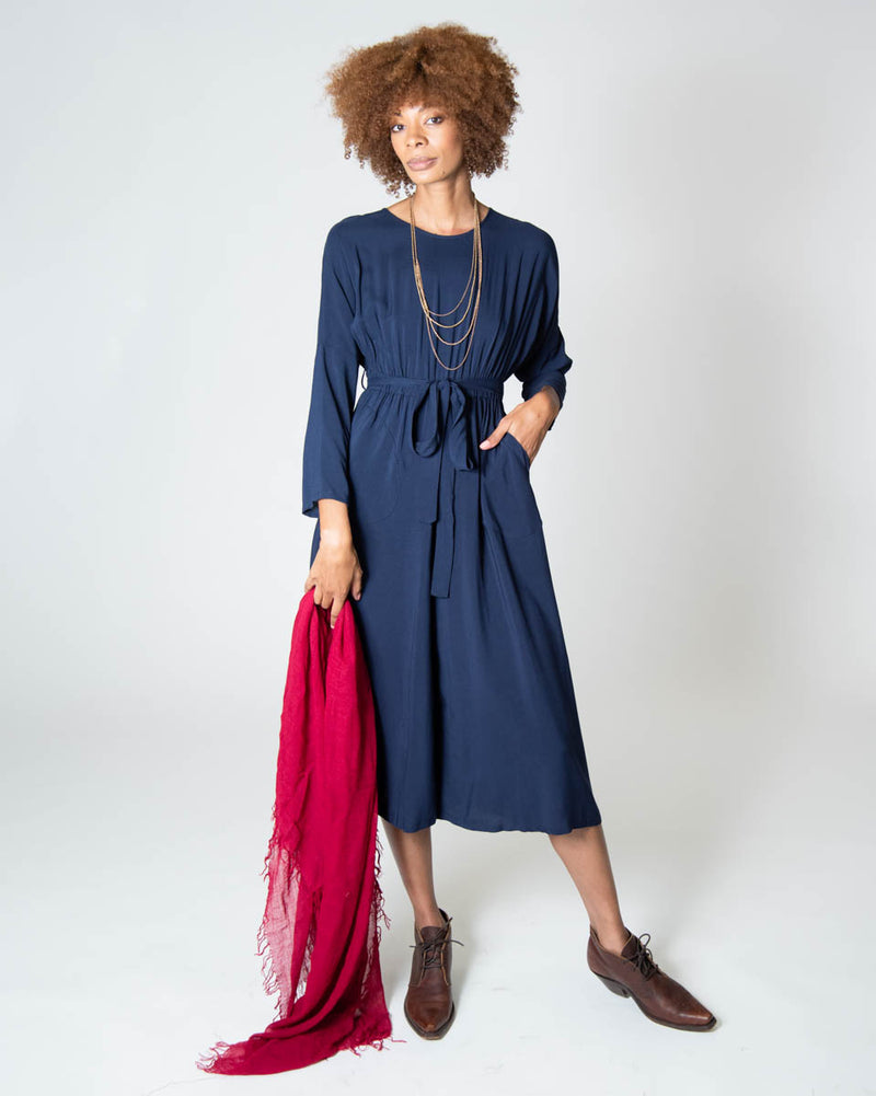 Adventure Jumpsuit in Navy