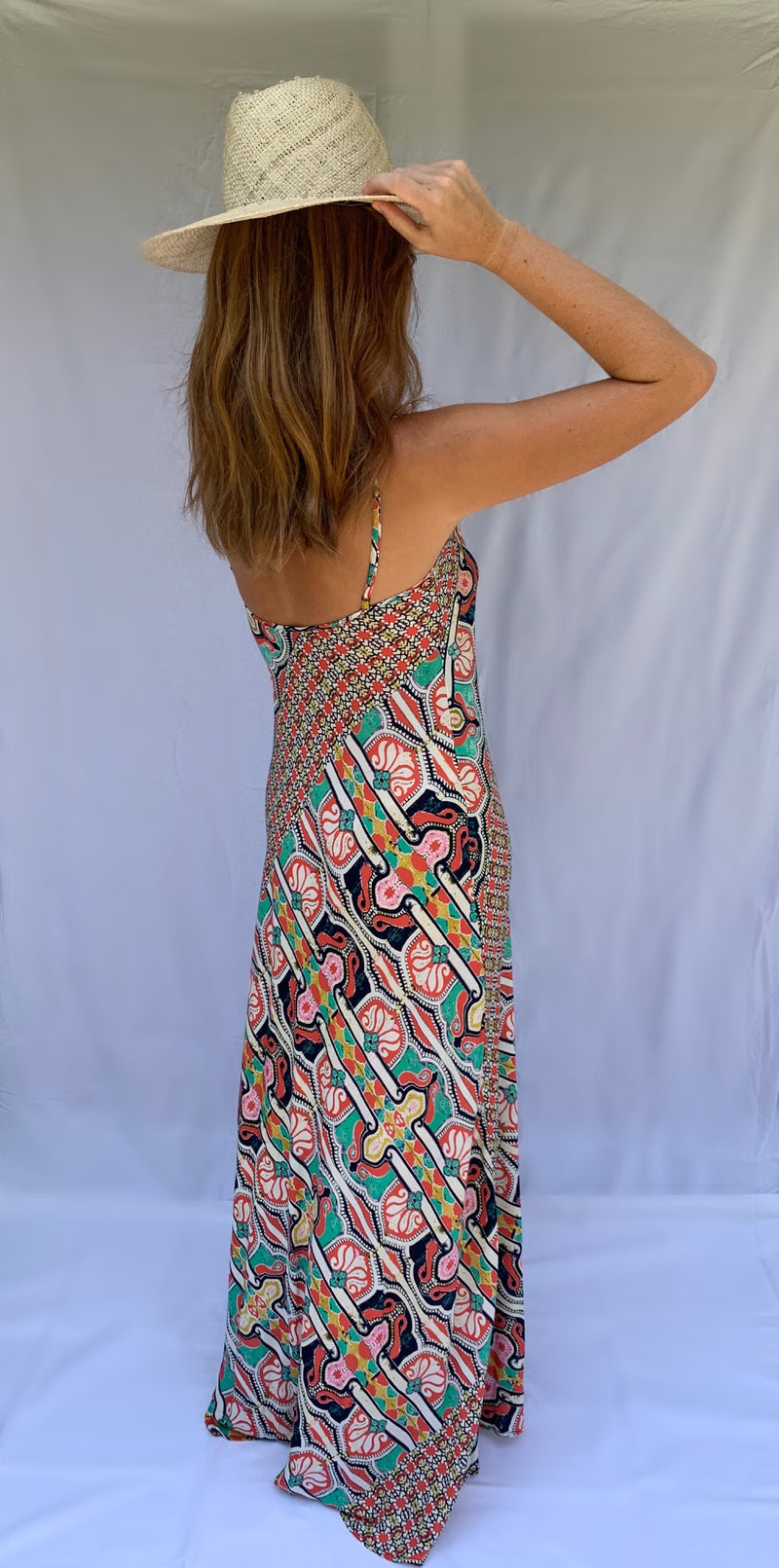 Deer Creek Dress in Palace