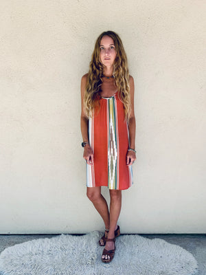 Perfect Dress in Riad Serape