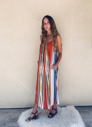 Sonoma Playsuit in Riad Serape