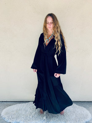 Tuscany Dress in Black