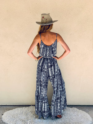 Positano Jumpsuit in Take Me Everywhere