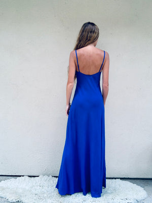 Deer Creek Dress in Majorelle