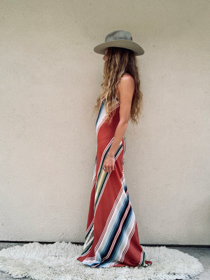Deer Creek Dress in Riad Serape