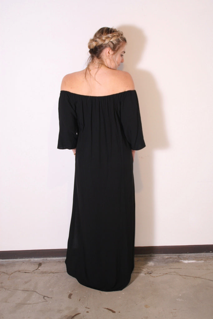 Señorita Dress in Black