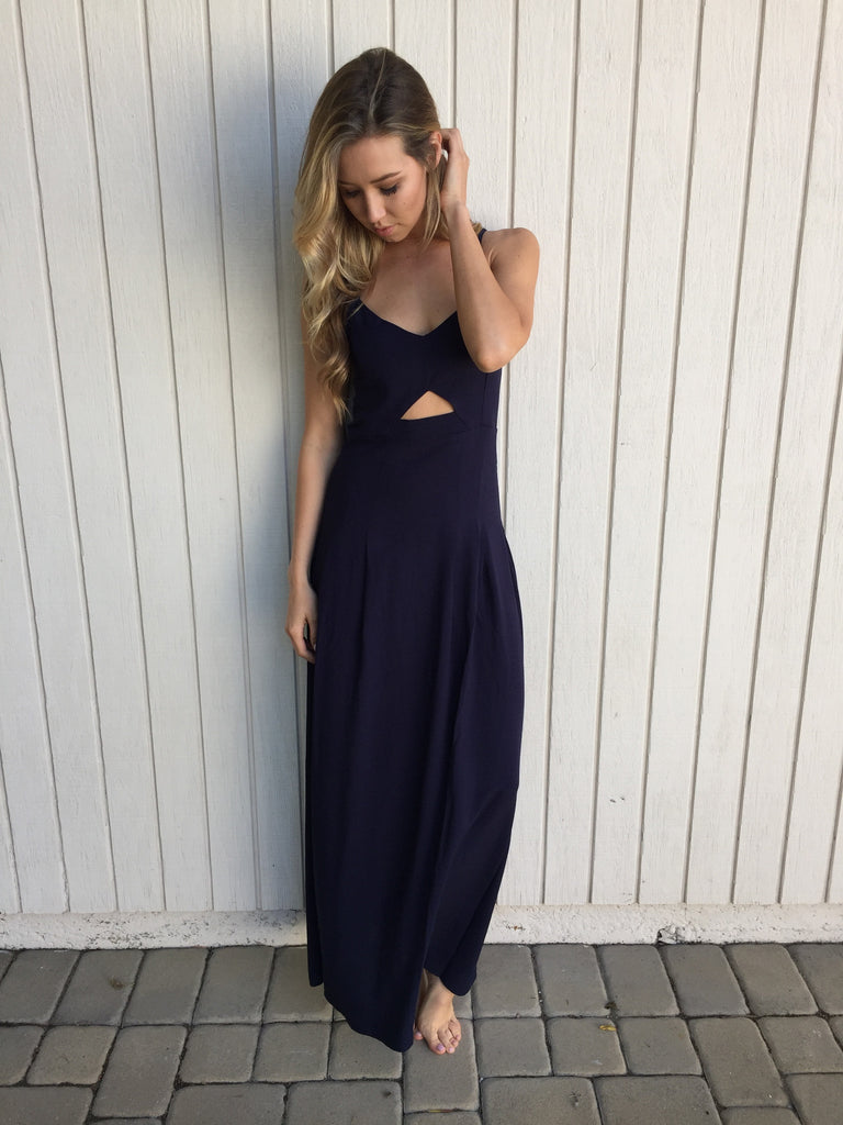 Jagger Dress in Navy
