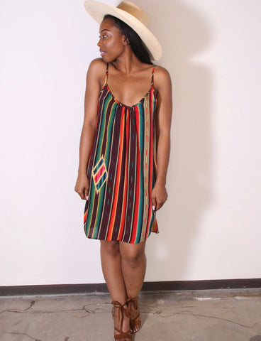 Sonoma Playsuit In Serape