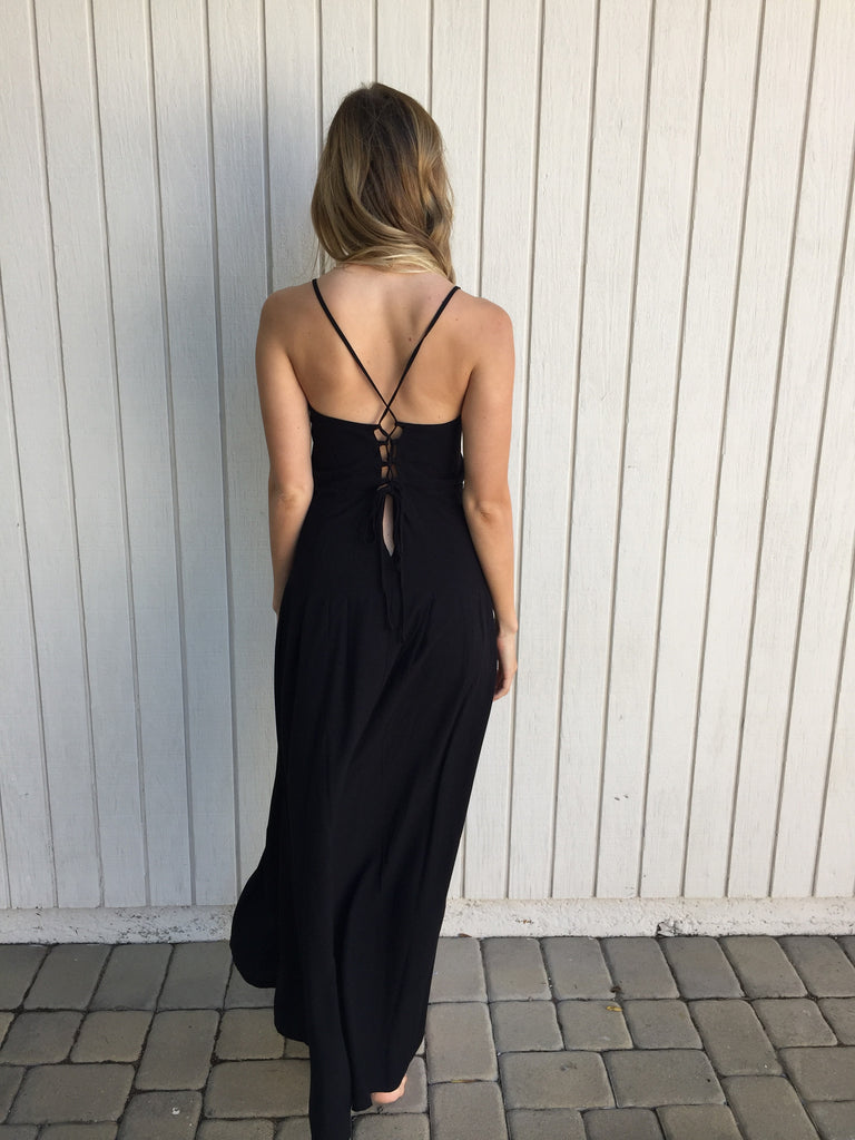 Jagger Dress in Black