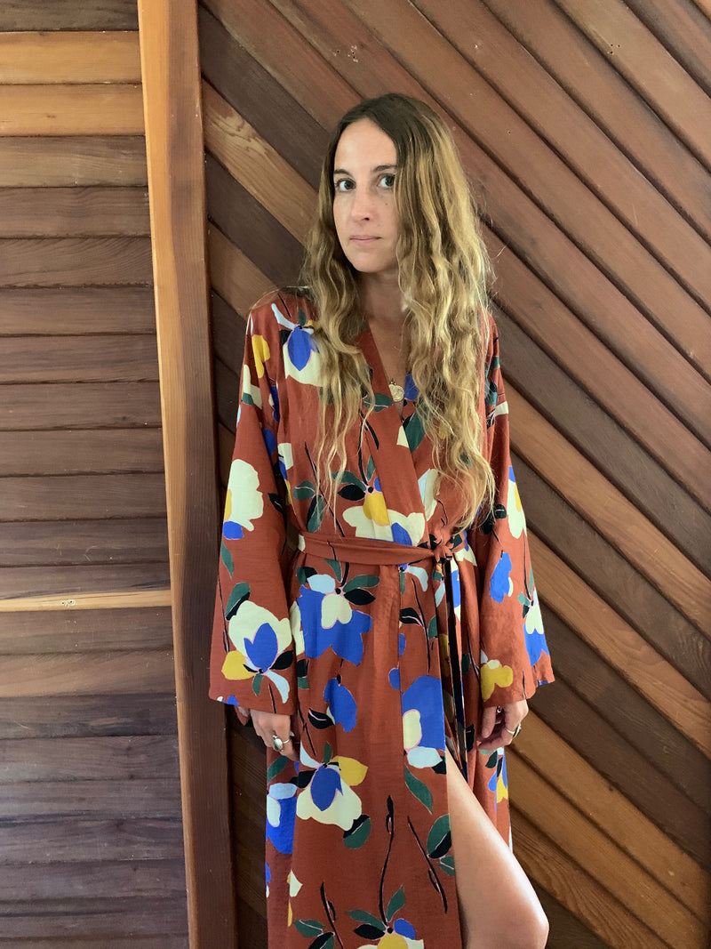 Lounge Robe in Marrakech