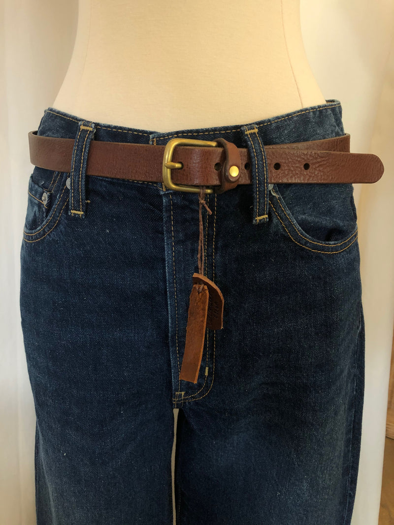 De Palma Belt in Brown