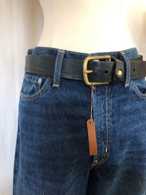 De Palma Mon Senor Belt in Black
