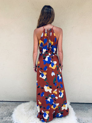 Capri Dress in Marrakech