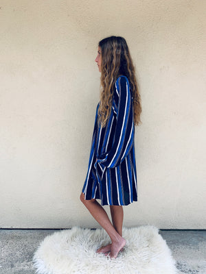 Nomad Mini Dress in Mykonos