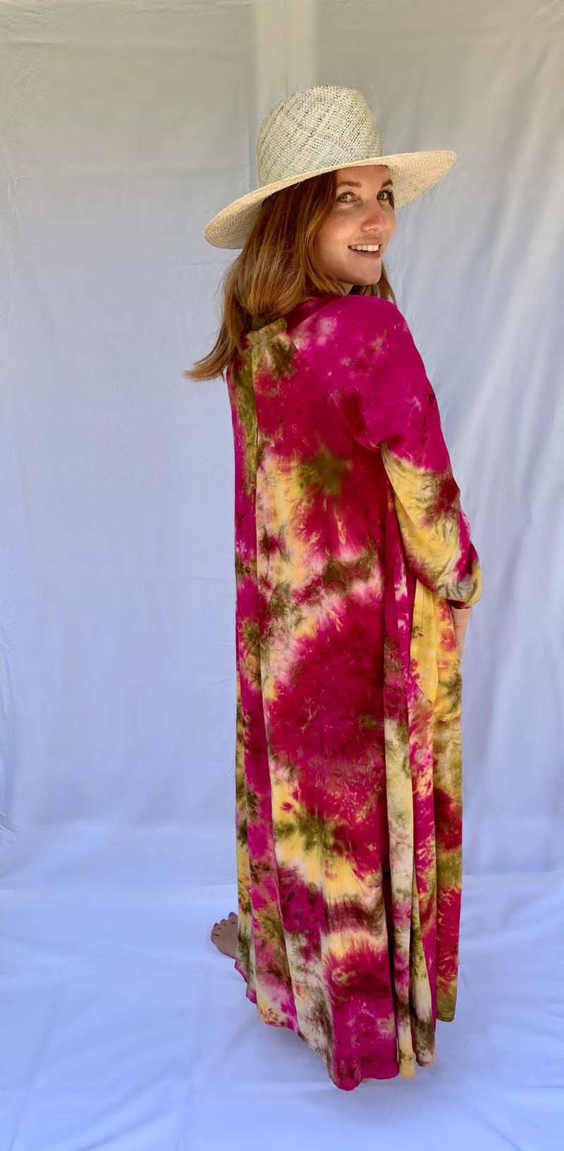 Nomad Dress in India