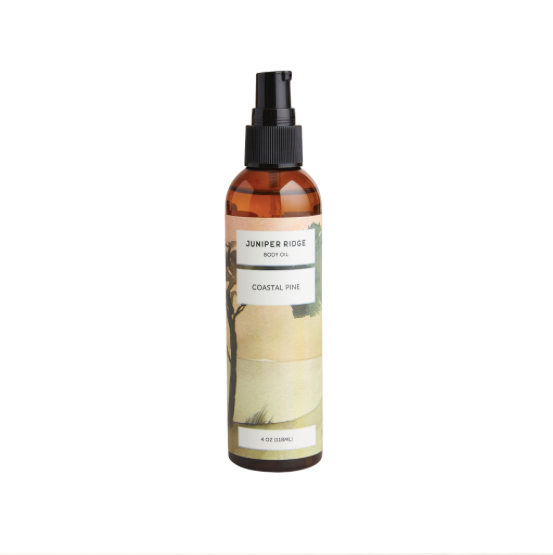 Juniper Ridge Coastal Pine Body Oil