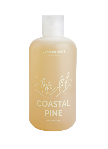 Juniper Ridge Coastal Pine Body Wash 8 oz
