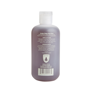 Juniper Ridge White Sage Body Wash 8 oz