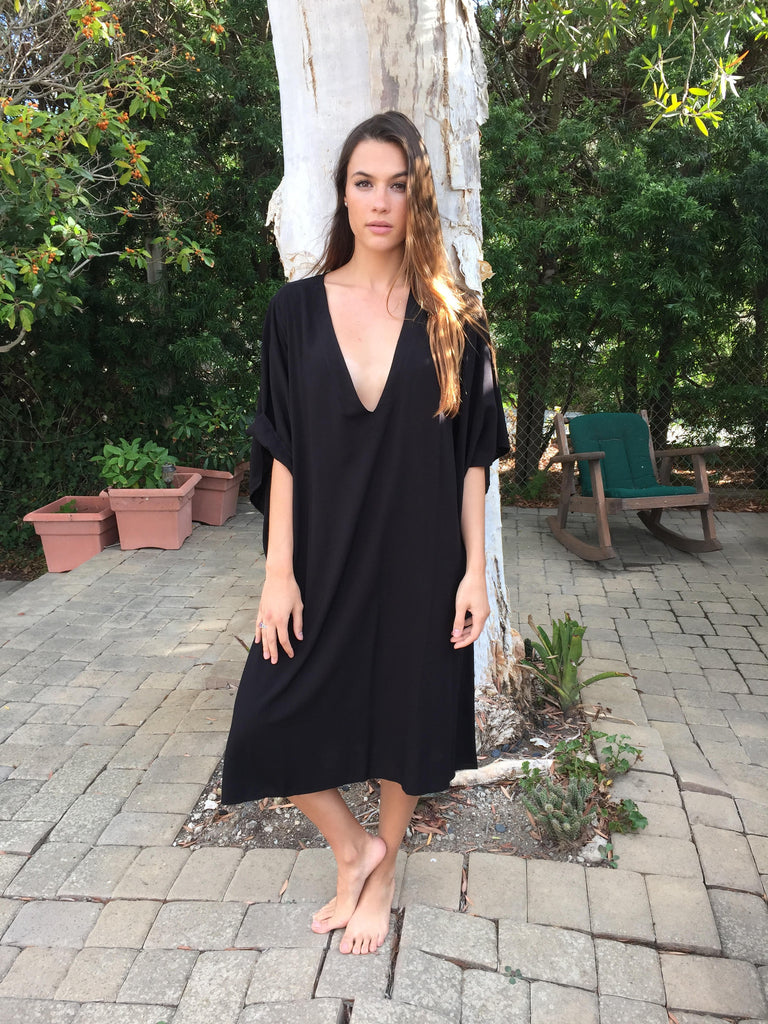 Spirit Dress in Black