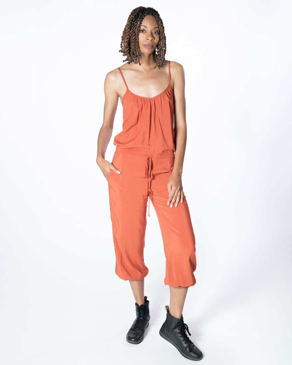 Claudette Jumpsuit In Riad