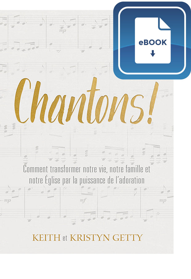 Chantons ! (eBook)