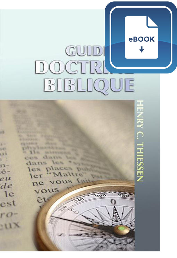 Guide de doctrine biblique (eBook)