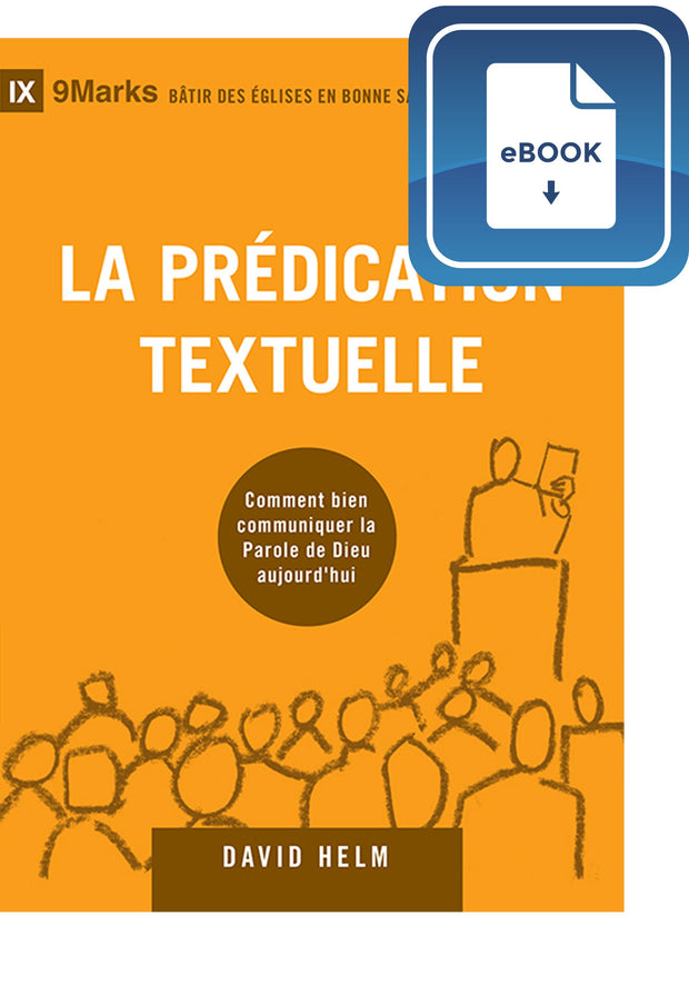 La prédication textuelle (eBook)