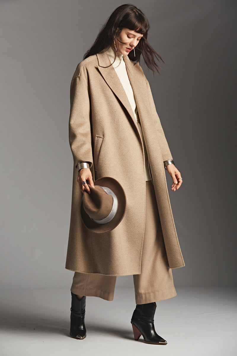 Cashmere Luxury Coat